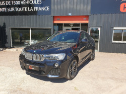 BMW Série 4 X4 3.0 D 313 CH PACK M SPORT - GARANTIE 6 MOIS