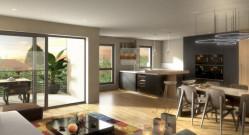 T 2  terrasse 11 m2/ Clermont ferrand Centre - 27403