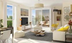 Appartement 2 pièces + terrasse 17m2 - 26983