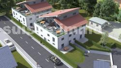appartement T4 duplex 79 m² avec terrasse