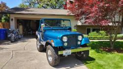 Jeep CJ 1973
