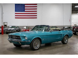 Ford Mustang code c cabriolet prix tout compris