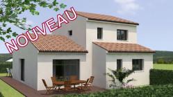 Terrain 340 m2 + Maison 3 Chambres + Garage
