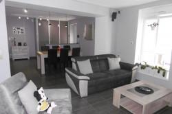 jolie maison 105m2-3ch.-terrasse moderne secteur Lunéville