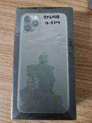 Apple iPhone 11 Pro Max 256Go Vert nuit (Débloqué tous réseaux) A2218 (CDMA + GSM) Double Sim.