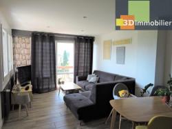 Aix-les-Bains (73100), à 700 mètres du Lac, à vendre appartement 2 chambres, 90m2 refais à neuf