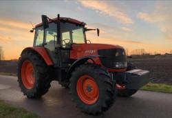 Tracteur Kubota M128X