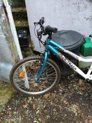 Vélo 24 pouces femme