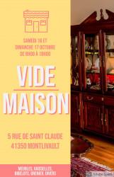 Grand Vide Maison & Grenier