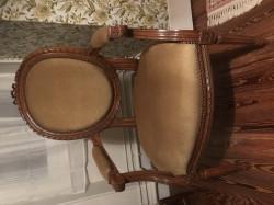 2 fauteuils bergère