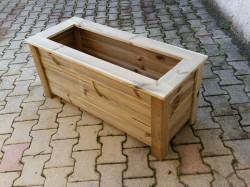 jardiniere en bois autoclave
