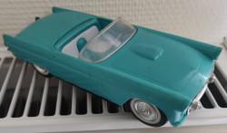 Miniature ancienne Ford Thunderbird