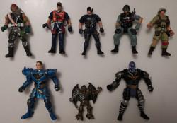 Figurines Chap Mei