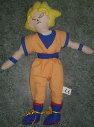 Peluche DBZ San Goku