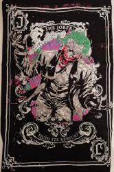 T-Shirt DC Comics The Joker