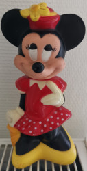 Figurine Disney Minnie - bouteille