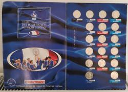 Livret collector Médailles EdF Mondial 98