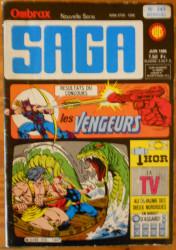 Comics Ombrax Saga 245