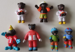 Figurines Petit Ours Brun