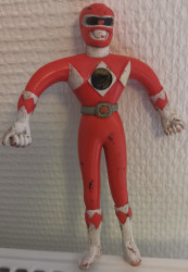 Figurine flexible Power Rangers