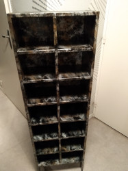 Belle etagere 14 casiers