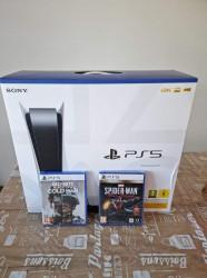 PlayStation 5 avec lecteur DVD