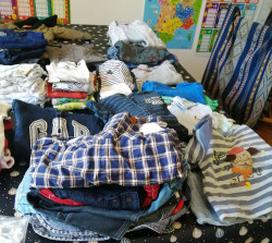 Lots vêtements bébé garçon 0- 18 mois