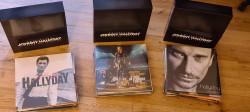 30 vinyles de Johnny Halliday