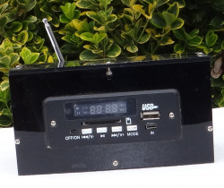 TUNER  FM/USB/BLUETOOTH/AUX