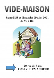 29 rue du 8 mai 45700 VILLEMANDEUR
