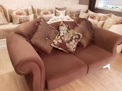 Ensembles deux canapés et un fauteuil