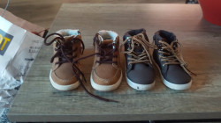 chaussures 24 25 garcons