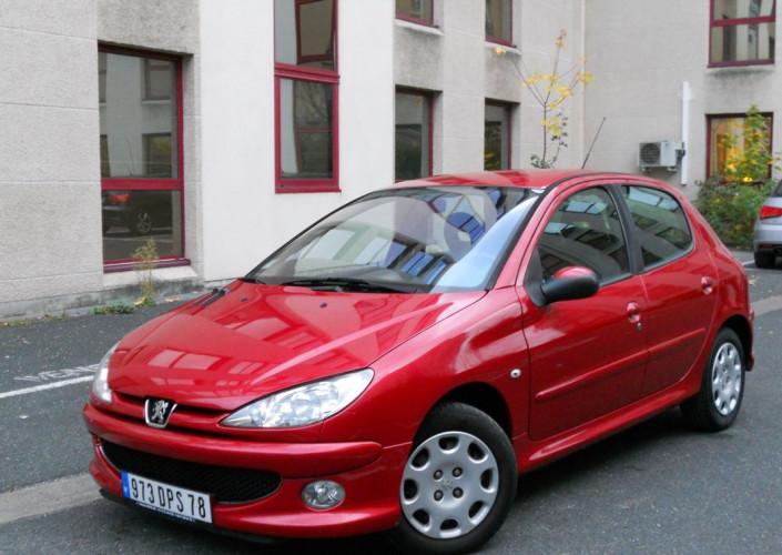 Peugeot 206 1.4 hdi 70 trendy