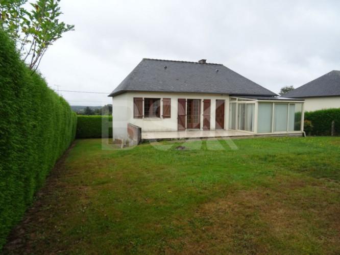 Maison de 79 m² à 10min d'Ernée avec 747 m² de terrain