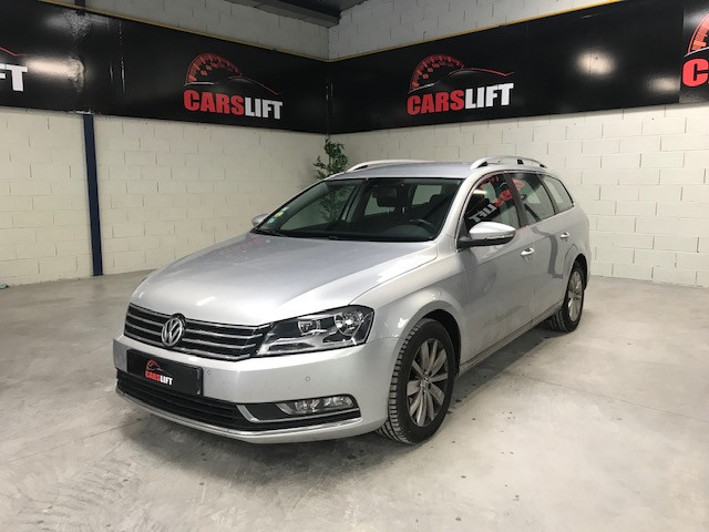 Volkswagen Passat BREAK BUSINESS 1.6 TDI 105 CV