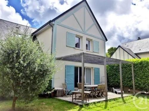 Vente Maison 5 pièces 105m2 Touques  (14800)