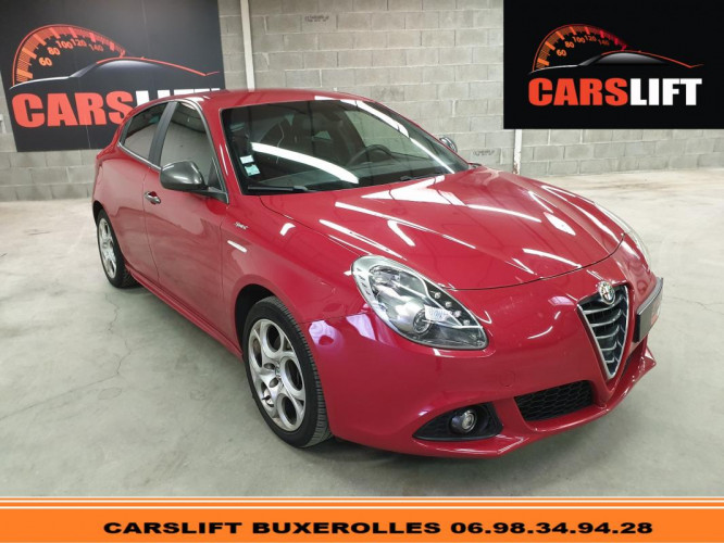Alfa Romeo Giulietta 1.4 TURBO MULTI AIR 150 CH SPRINT