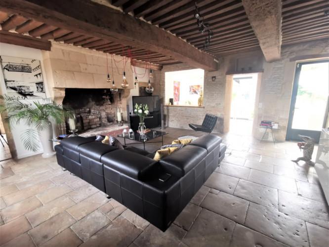 A VENDRE - Maison Caen NORD 5 pièce(s) 130 m2 - Coup de coeur de l'agence