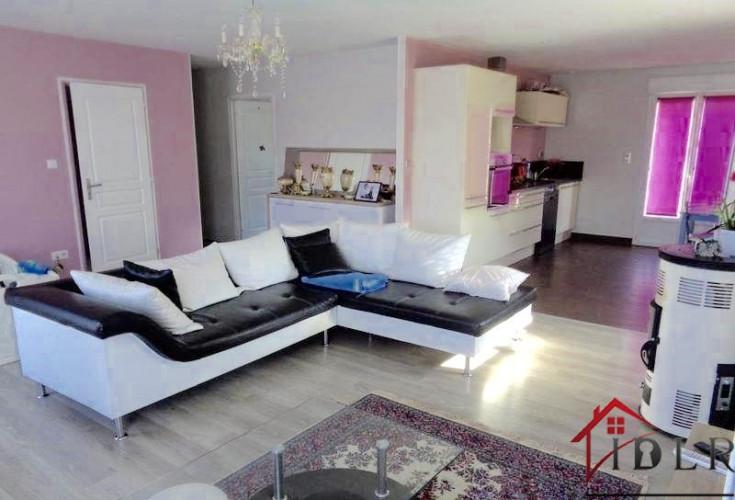 Maison neuve 114 m2 3 chambres