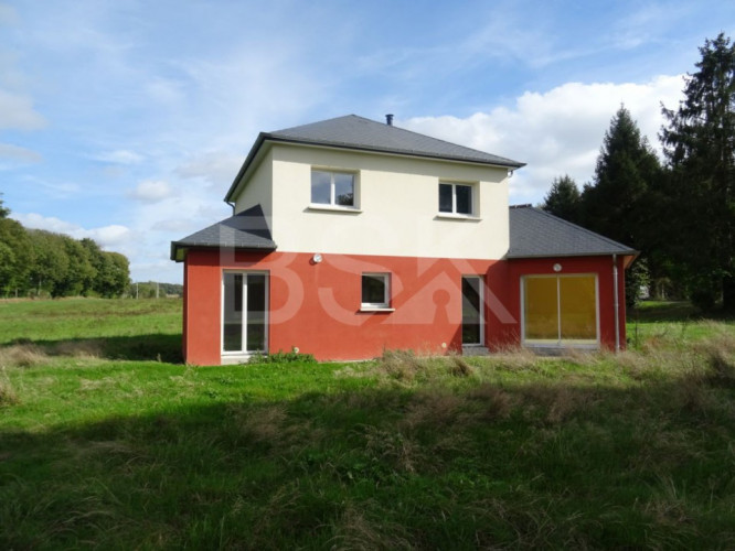 Maison construite en 2014 de 124m² sur terrain de 1700m²