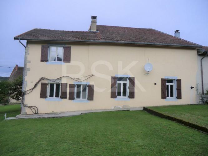 Maison de 6 pièces 140 m²