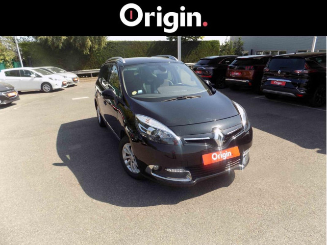 Renault Grand Scénic 1.6 dCi 130ch energy Business Euro6 7 places 2015