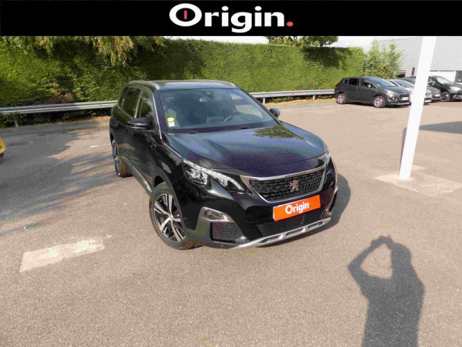 Peugeot 5008 1.6 BlueHDi 120ch GT Line S&S EAT6