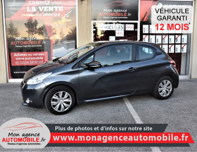 Peugeot 208 1.6 HDI 92 ACTIVE