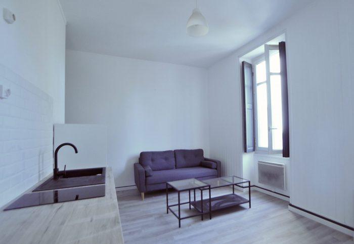 Location T2 meublé - Quartier Saint-Clément