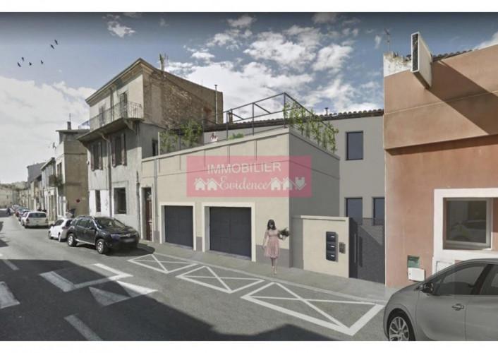 Superbe Appartement 3/4 pièces avec grande terrasse !