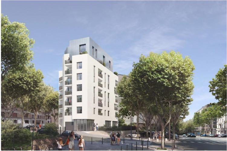 LYON 1/CROIX ROUSSE/ ATTIQUE T4 dernier étage avec terrasse de 37m² - 24134