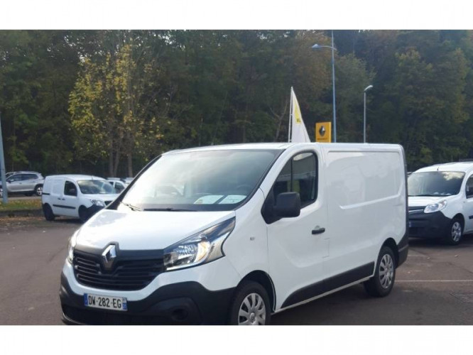 Renault Trafic FOURGON FGN L1H1 1000 KG DCI 90 GRAND CONFORT