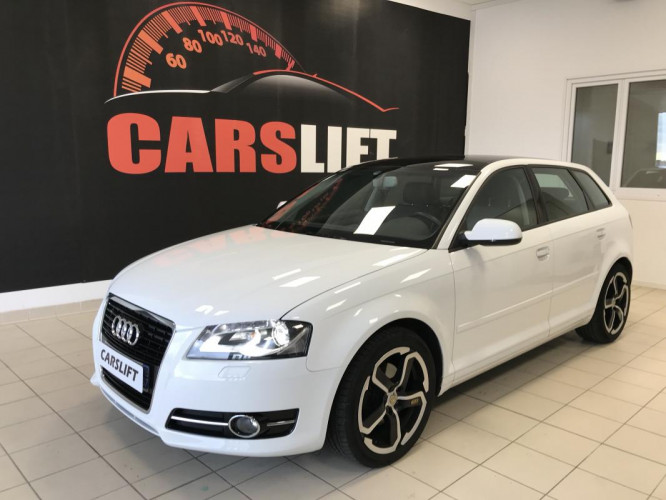 Audi A3 SPORTBACK PHASE 2 1.8 TFSI 160 S-TRONIC AMBITION LUXE