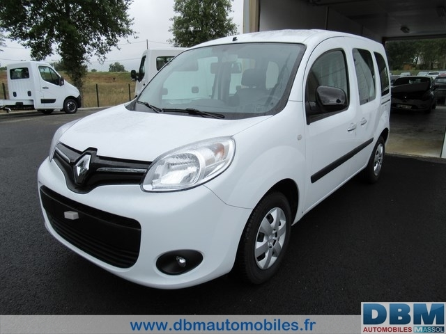 Renault Kangoo Zen dCi 90 Energy